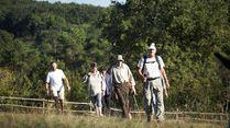 """Rallye Pédestre, nature et culturel """"Val Natura"""" du 28 au 31 mai 2013"""