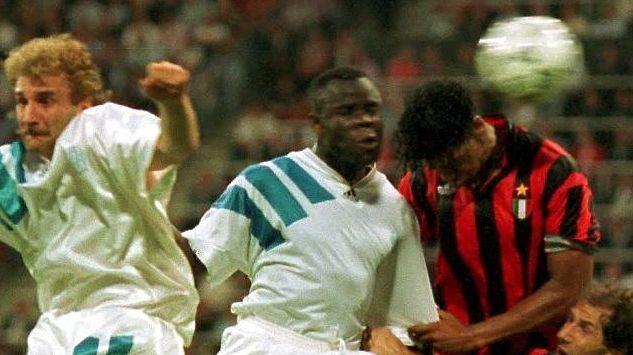 OM 1993 - La tête victorieuse de Boli