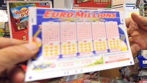 L'heureux gagnant jouait à l'Euromillions pour la première fois