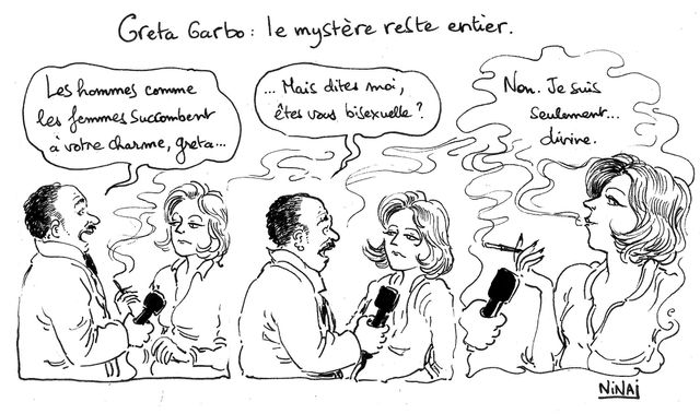 Le dessin de Nina Luec