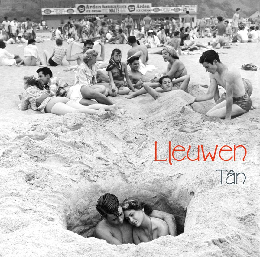 L'album Tân de Lleuwen