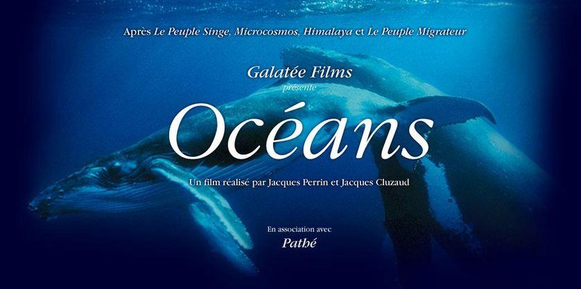"""""""Océans"""" film de Jacques Perrin"""