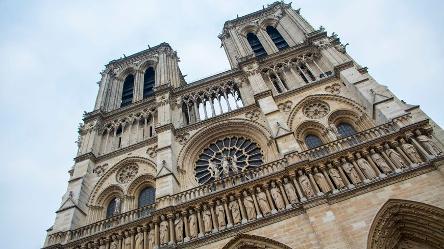 La cathédrale Notre-Dame-de-Paris a dû être évacuée