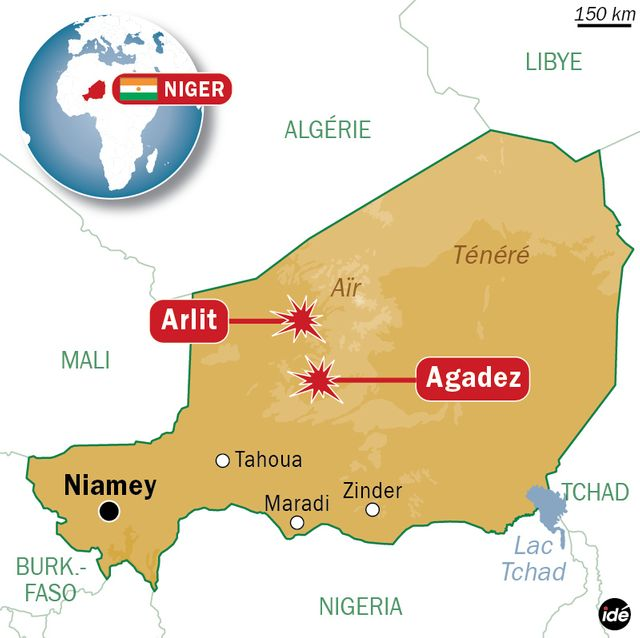 Infographie Niger