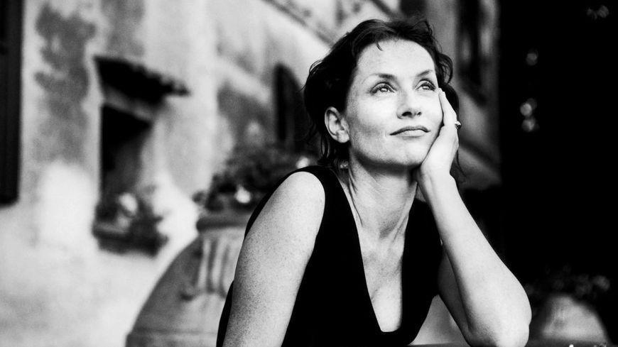 Portrait d' Isabelle Huppert