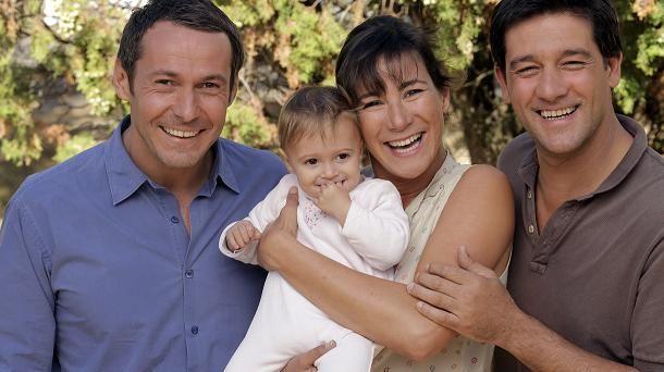 Julien Boisselier, Virginie Hocq et Titoff sont réunis dans la série « Vive la colo »