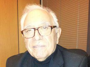 Daniel Jault, conseiller général socialiste du septième canton de Bordeaux.