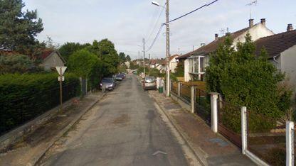 Rue du Docteur Bergognié à Lagny-sur-Marne