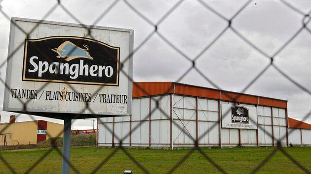 L'entreprise Spanghero est basée à Castelnaudary