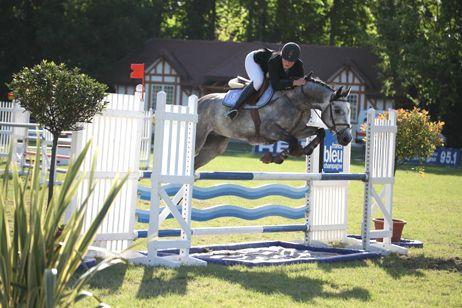 Jumping Reims