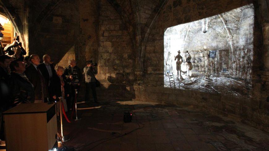 Alain Juppé, le maire de Bordeaux a découvert le documentaire en avant -première
