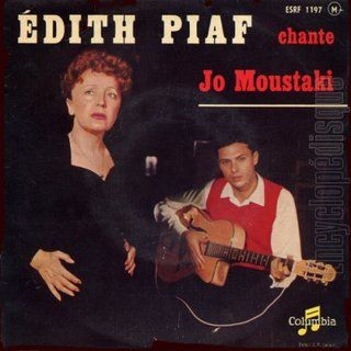 Piaf et Moustaki