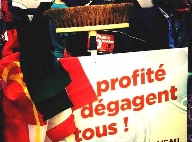 Le Front de Gauche revendique 180.000 manifestants