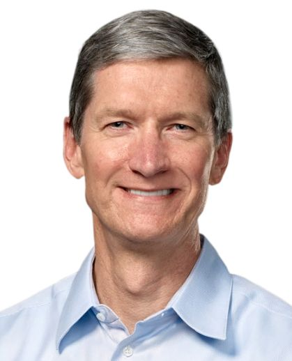 Tim Cook (capture d'écran)