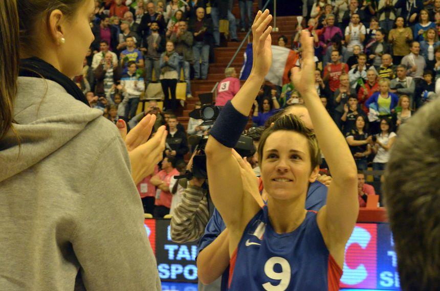 basket féminin braqueuses Céline Dumerc