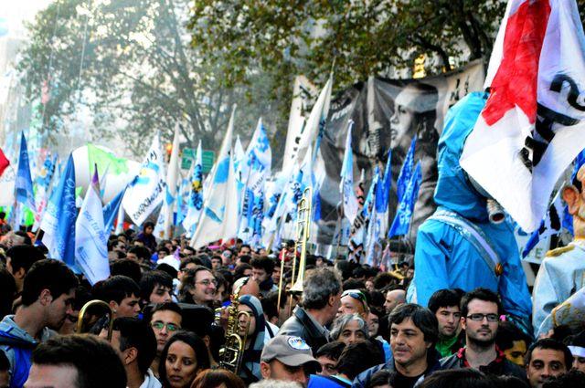 Festivités du 25 mai en Argentine