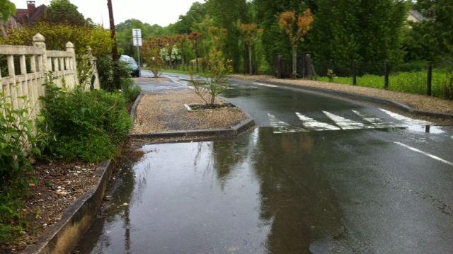 Pluie Dordogne