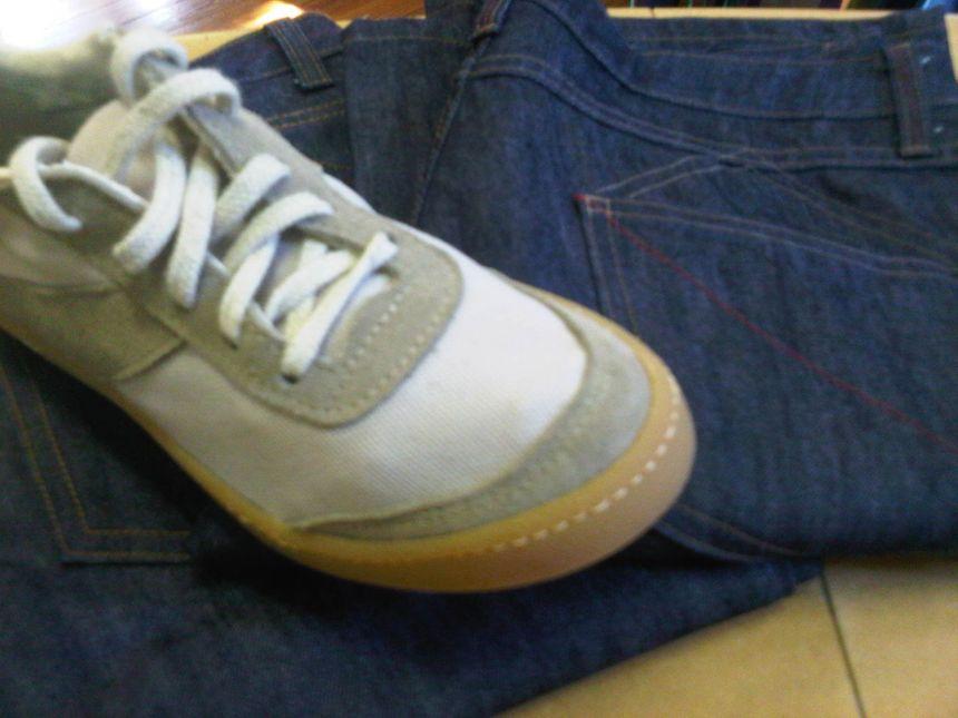 1083: une marque romanaise de jeans et de chaussures éco-conçues