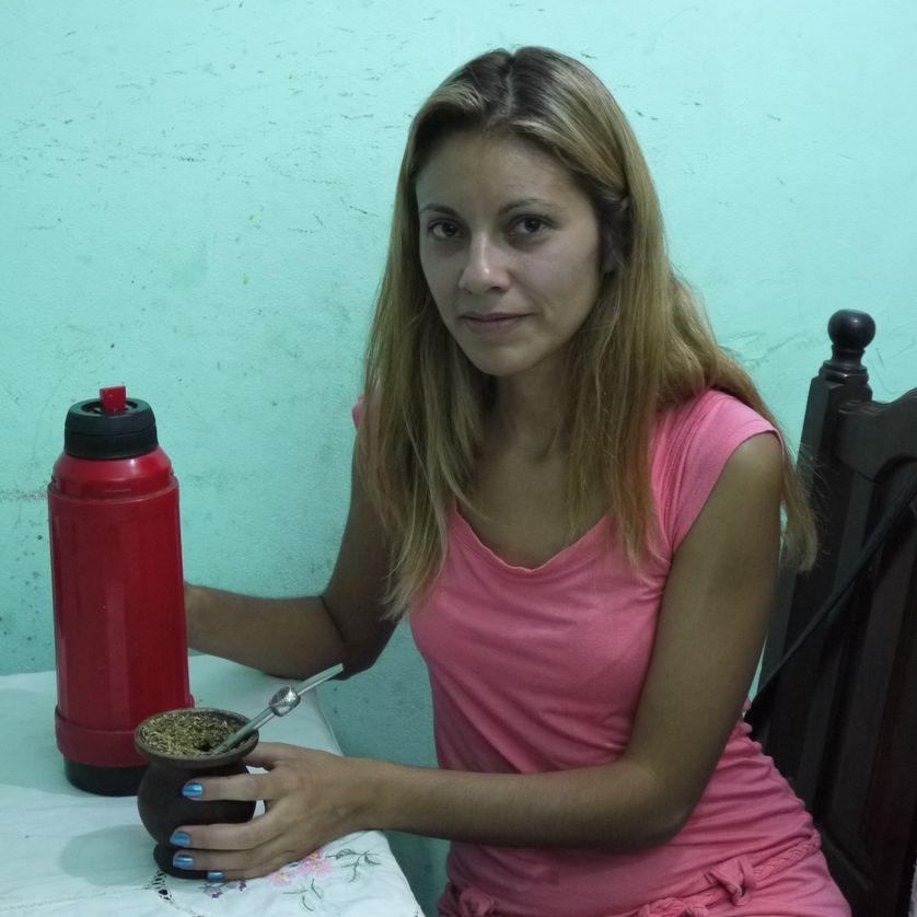 Carolina Cabrera, habitante de Barrio Ituzaingo Anexo