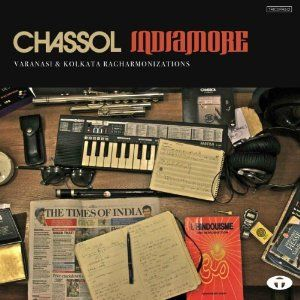 Christophe chassol : Indiamore