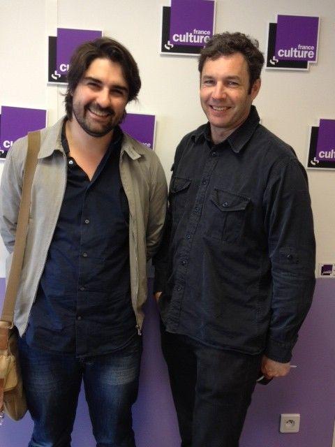 Fabrice Arfi et Emmanuel Leclerc