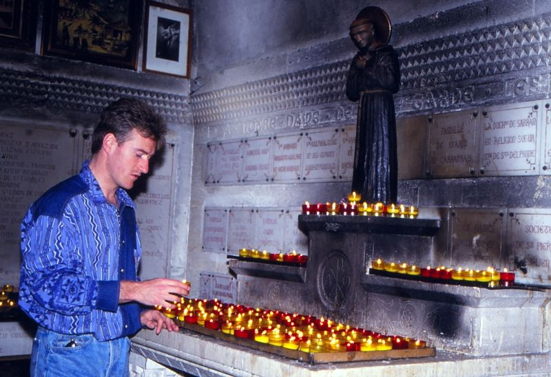 OM 1993 - Deschamps Notre-Dame de la Garde