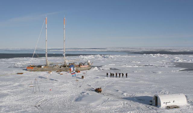 Expédition Tara Arctic 2006-2008