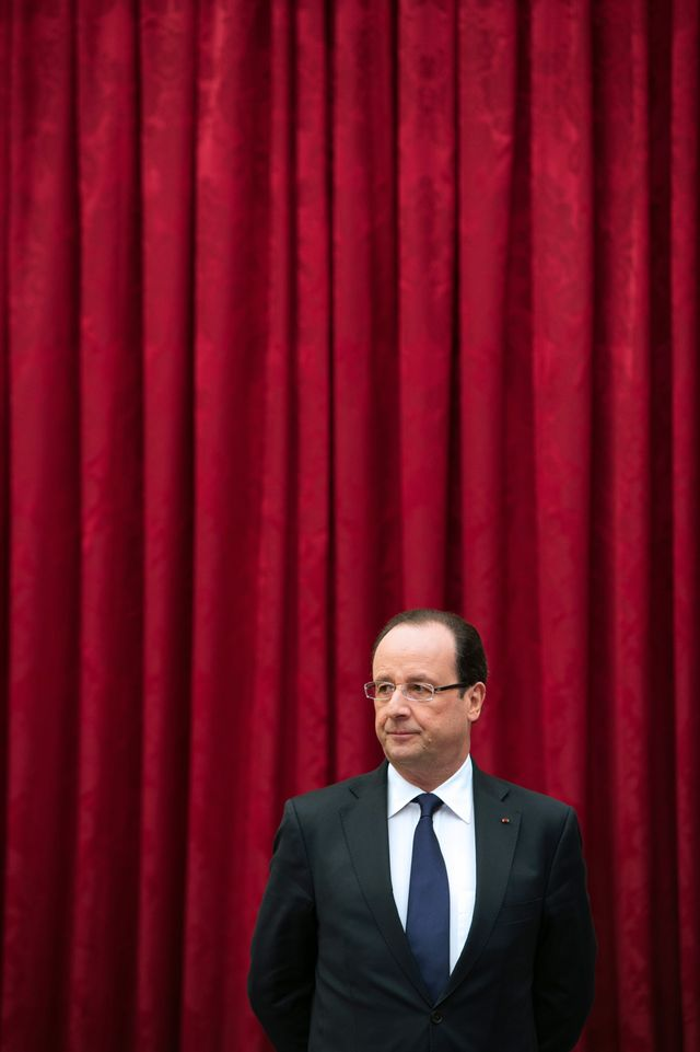 Hollande un an