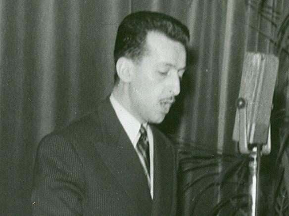 Charles Palant (1949), ancien Président du comité des jeunes de la LICA