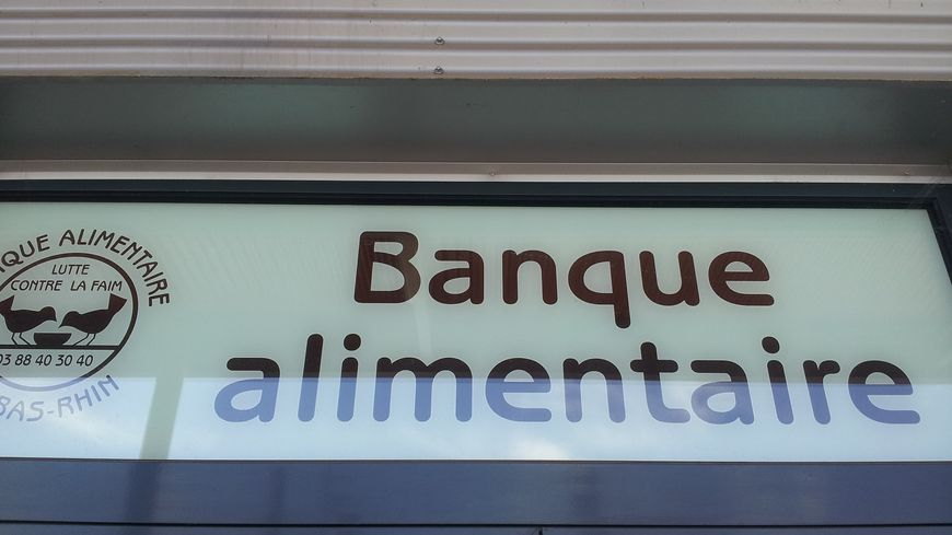 Banque alimentaire Bas-Rhin Façade