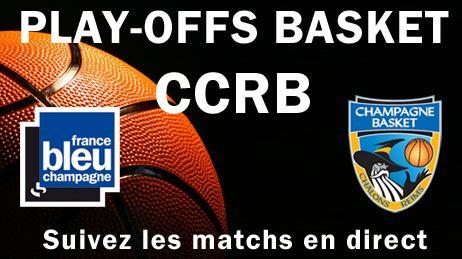 CCRB - Play-Offs Matchs en direct sur France Bleu Champagne