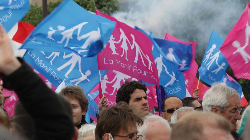 Manif pour tous, le 26 mai 2013 à Paris