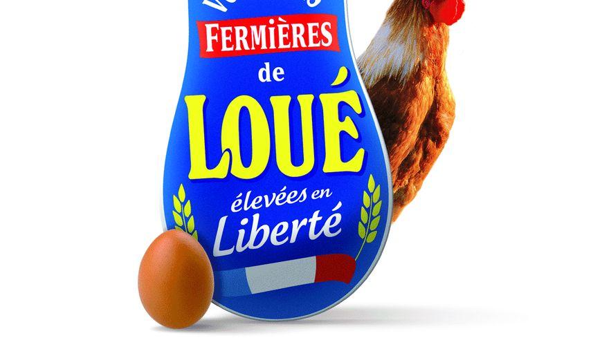 Poulet des fermiers de Loué