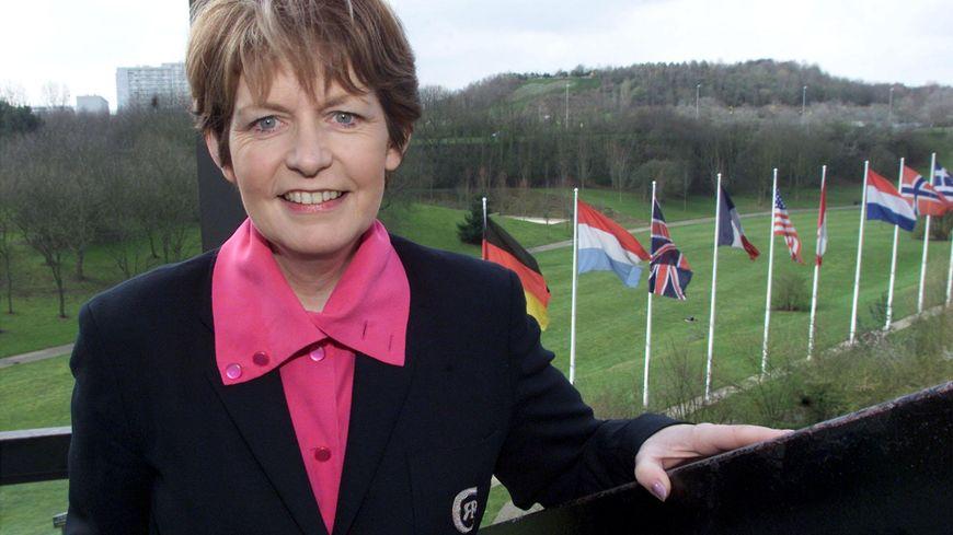 Brigitte Le Brethon, ancien maire UMP de Caen