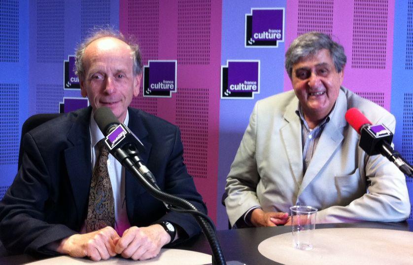 Michel Spiro Gilles et Cohen-Tannoudji