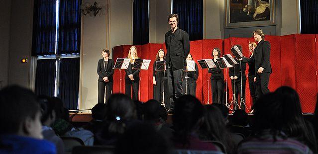Raphaël Pichon et son Ensemble Pygmalion
