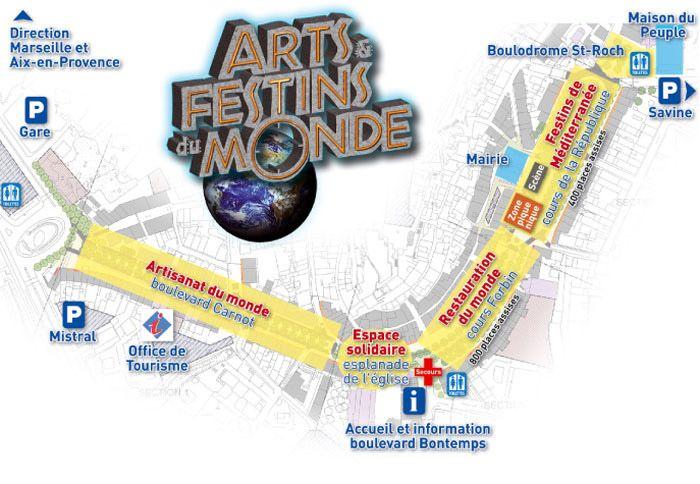 arts et Festins du Monde - Gardanne - FB Provence