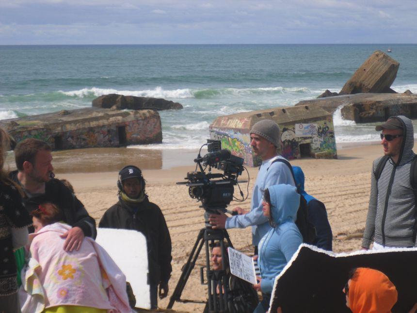Cinémagis tournage Capbreton