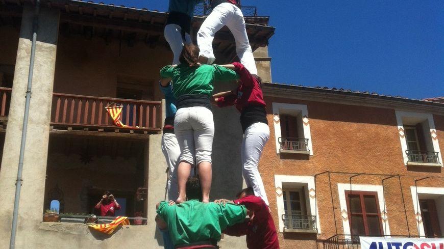 Les Castellers