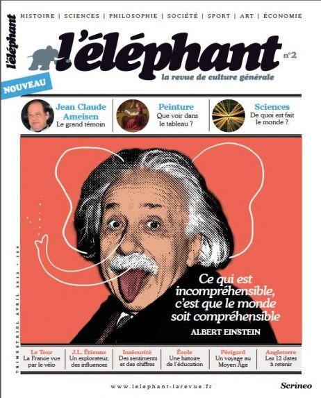 La revue L'éléphant n°2