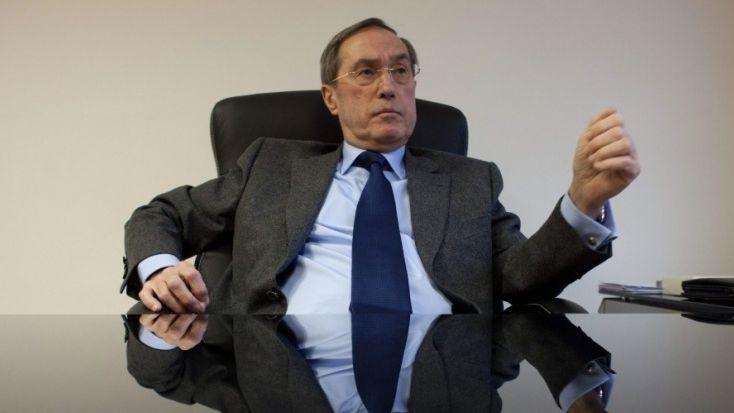 Claude Guéant, ex-ministre de l'Intérieur