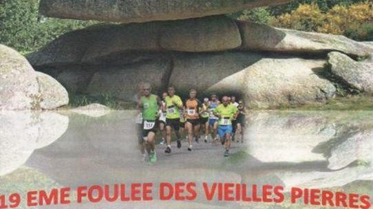 FOULÉES DES VIEILLES PIERRES AU PAYS DE BOUSSAC