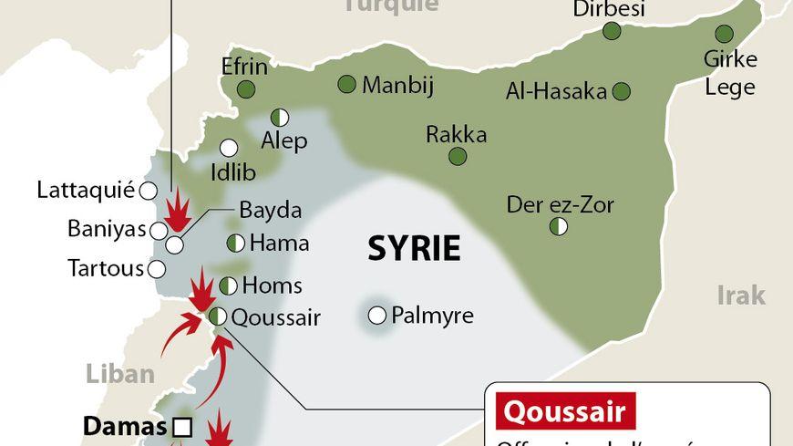 Pour les rebelles syriens, la levée de l'embargo arrive trop tard.