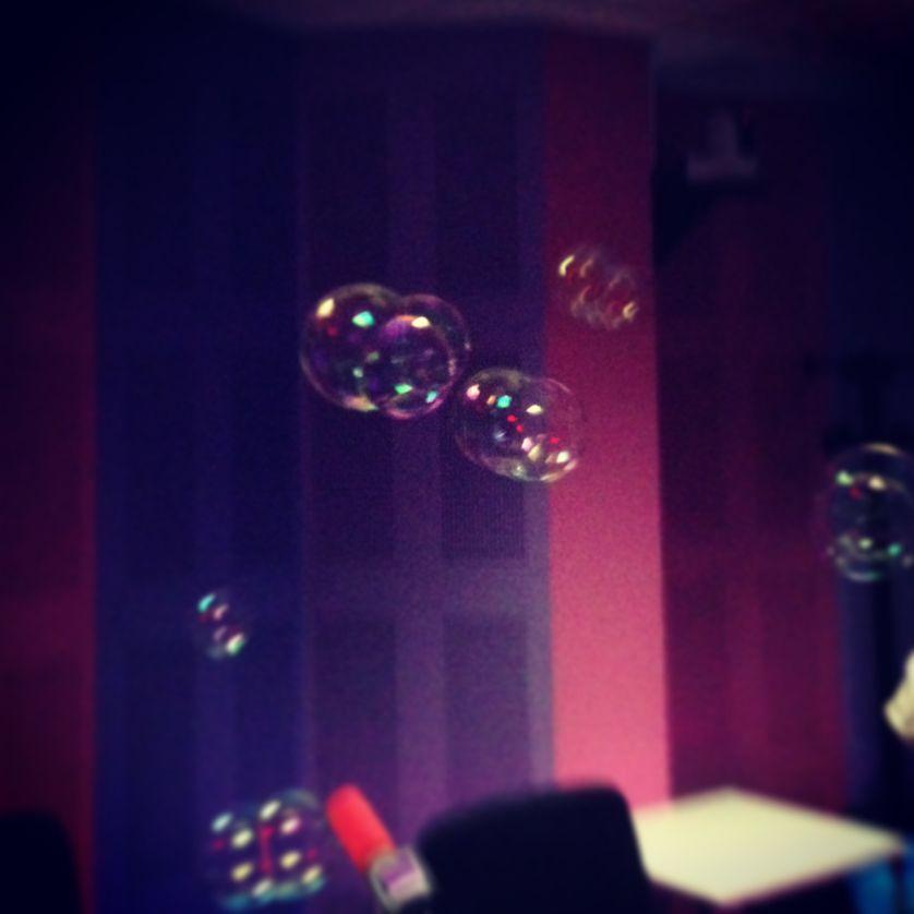 L'homme est une bulle