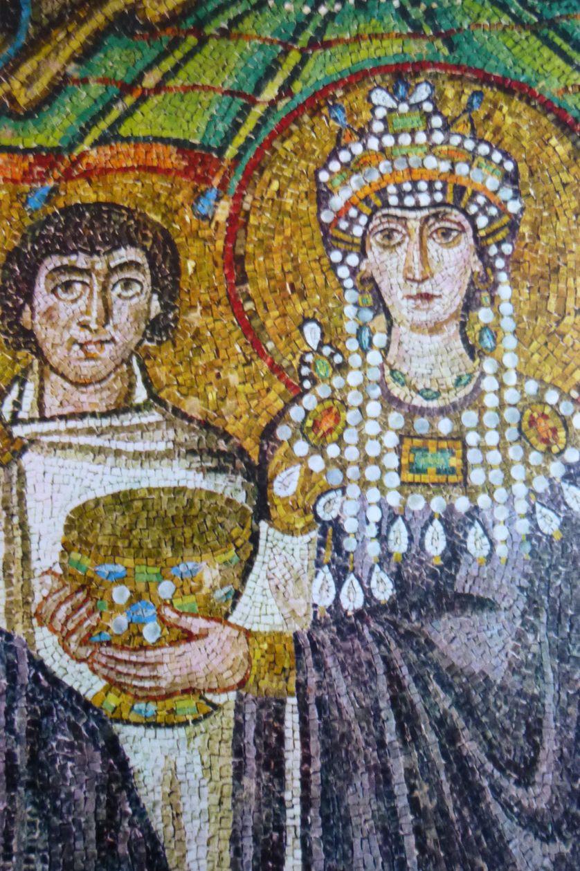 L'Impératrice byzantine Théodora