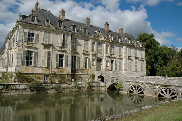 Le château de Lignières (Cher)