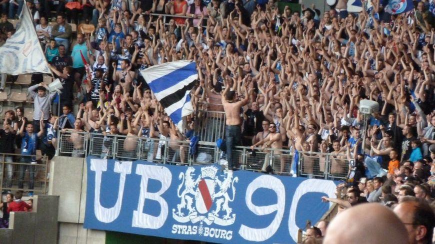 Racing Club Strasbourg Alsace - Paris St Germain II