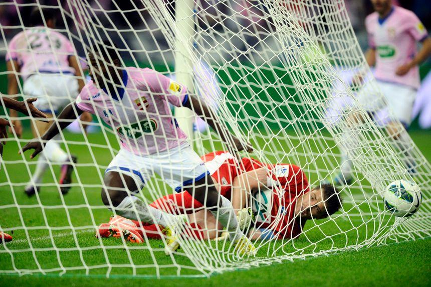 Evian-Thonon-Gaillard aura bien résisté à la pression des Girondins