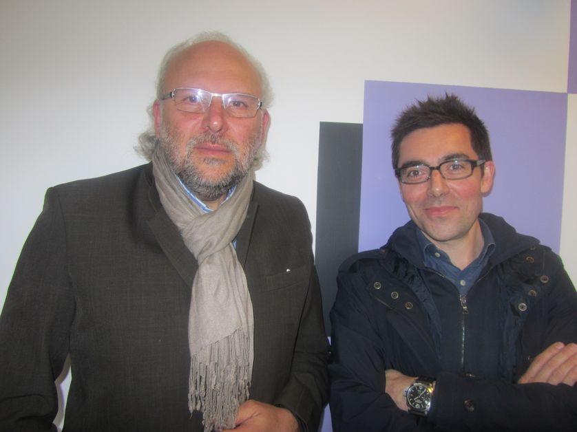 Thierry Huau et Patrick Jouin