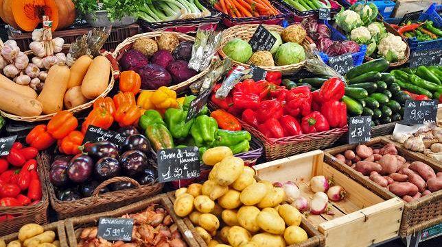 La météo perturbe le commerce et les productions de fruits et légumes